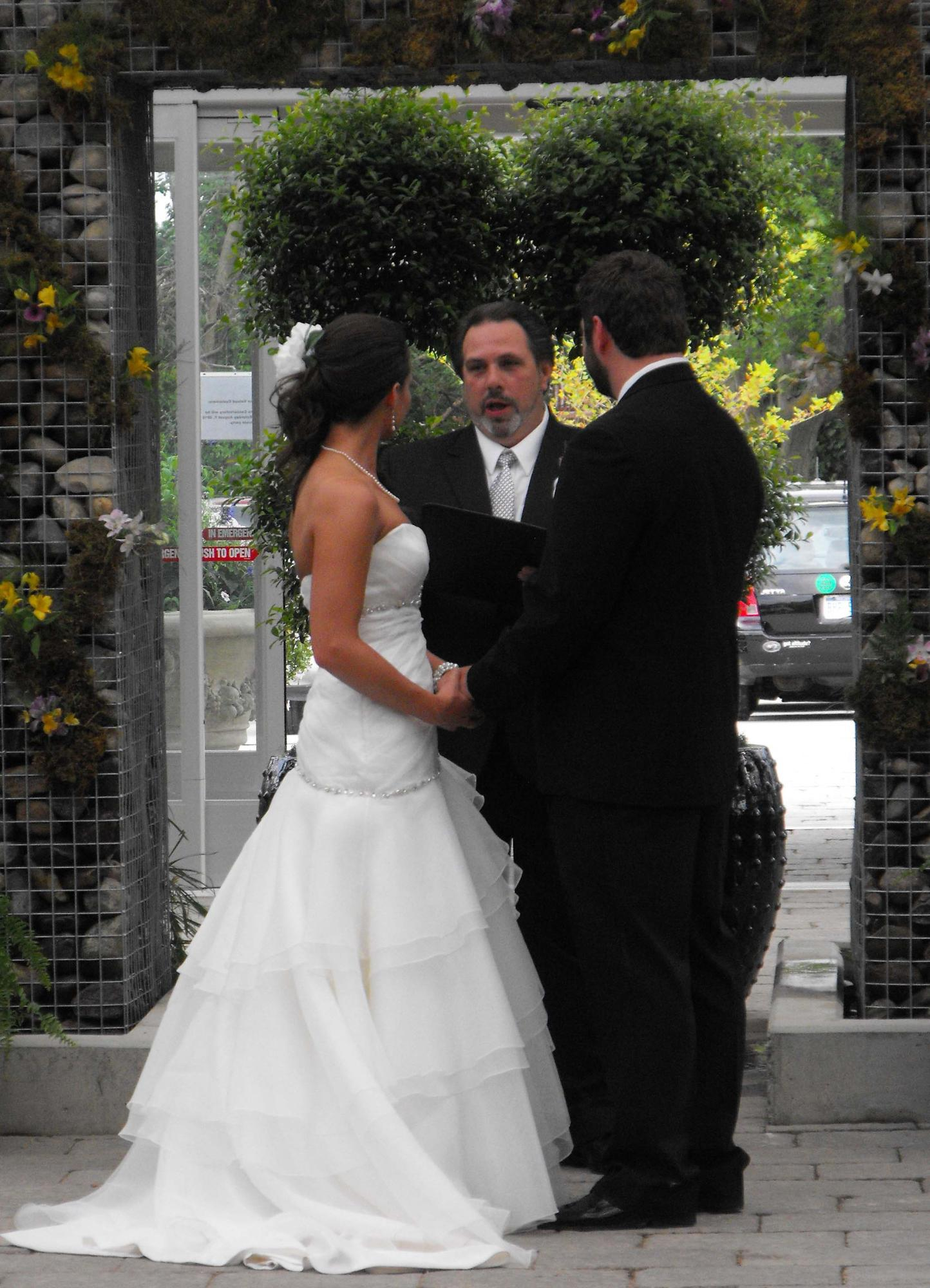 Michigan wedding officiant requirements